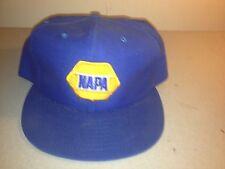 Napa Auto Parts Blue Adjustable Snapback Hat