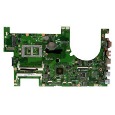 For ASUS G750J G750JS Laptop Mainboard I7-4710HQ 2D 60NB04M0-MB1400 Motherboard