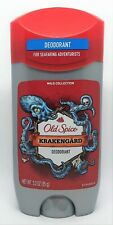 Old Spice Wild Collection Krakengard Deodorant 3 oz