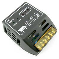 Solar Panel Charger Regulator Controller 10A/15A 12V/24V Safe Protection CE JЕ