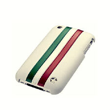 Trexta ITALY Apple iPhone 3G 3GS Hülle Tasche Leder Schale Italien Case + Folie
