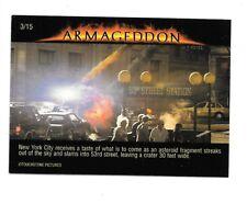 ARMAGEDDON~1998 movie memorabilia Trading Cards Ben Affleck Bruce Willis