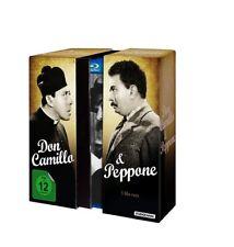 Don Camillo & Peppone Edition [Blu-ray] 5 Filme - 5 Blurays - NEU in Folie (1252