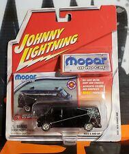 2004 JOHNNY LIGHTNING MOPAR OR NO CAR ** 1976 DODGE VAN ** #20 BLACK
