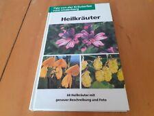 Heilkräuter.  Buch