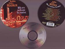 "John Lee HOOKER ""Blues before sunrise"" (CD) METALBOX !"
