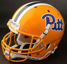 PITTSBURGH PANTHERS 1990-1992 Schutt XP Authentic GAMEDAY Football Helmet PITT
