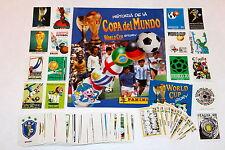 Panini World Cup Story 1990 - KOMPLETTSATZ + LEERALBUM + BONUS MINT! TOP!