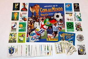 Panini World Cup Story 1990 - Complete Package +Empty Album +Bonus Mint! Top