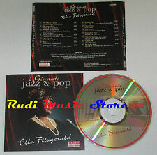 CD ELLA FITZGERALD I giganti jazz & pop 2000 FAMIGLIA CRISTIANA lp mc dvd vhs