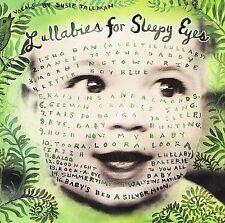 NEW Lullabies for Sleepy Eyes (Audio CD)