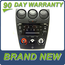 NEW 06 07 08 MAZDA 6 Radio Stereo 6 Disc Changer CD Player Manual Climate OEM