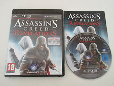 ASSASSIN'S CREED REVELATIONS - SONY PLAYSTATION 3 - JEU PS3 COMPLET