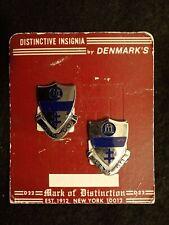 Vietnam War Us Army 325th Parachute Infantry Regiment Di Dui Crest Pair Denmark