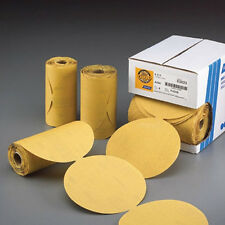 "Norton Gold Reserve 6"" PSA Disc Roll C Weight  P080C (100 Discs per Box) - 49842"