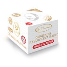 PAVLOVIC CREME CREMA FAT ORIGINAL IMMUNO & UV PROTECTION 100ML