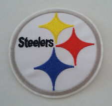 Pittsburgh Steelers NFL PATCH RICAMATE ca. 8 x 8 cm