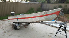 Aluminium Hull Trailer NSW Boats