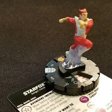 STARFOX - 027 - RARE Figure Heroclix Avengers Infinity Set #27