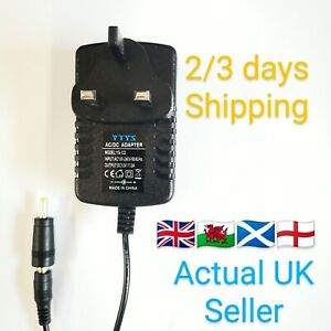 Replacement 12V 2A AC-DC Adaptor Charger for CHUWI HEROBOOK CWI514 Laptop