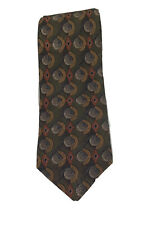 Milano Uomo Mens Multicolored Tie