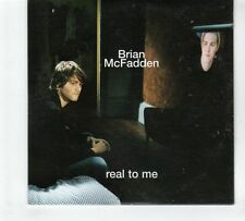 (GP720) Brian McFadden, Real to me - 2004 DJ CD