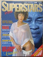 Superstar 6/1983, Marisa Mell, Valerie Kaprisky, Candice Louis, Zeudi Araya