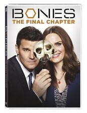 Bones: Season 12 Twelve (DVD, 2017, 3-Disc Set) NEW