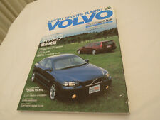 Volvo Book Magazine Import Sports Tuning 850, V70, 240, 740 Turbo Ships from USA