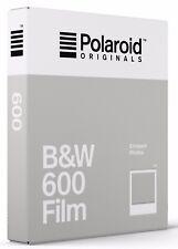 Polaroid 600 Black & White film pour 600er Polaroid caméras NEUF 1 Film
