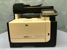 HP Color LaserJet Pro CM1415FNW All-In-One Laser Printer