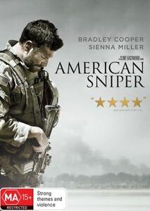 American Sniper : NEW DVD