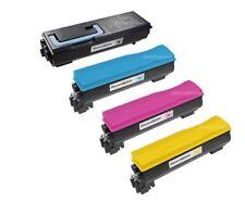 4PK TK562K TK562C TK562M TK562Y Toner Cartridge for Kyocera FS-C5300DN FS-C5350D