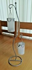 Hanging Tea Light Candle Metal Decorative Ornament