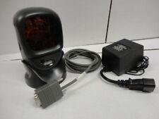 Symbol LS9203 Serial RS-232 Hands Free Laser Barcode Scanner * Standard