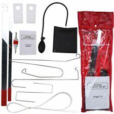 Universal Car Door Open Unlock Tool Emergency Lock Out Kit 9PS/Set Air Bump US
