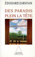 Des paradis plein la tête - Edouard Zarifian - Livre - 321201 - 1833287
