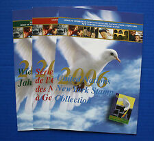 United Nations - 2006 Annual Collection with MNH stamps