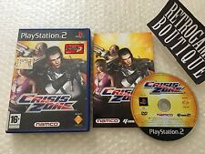 CRISIS ZONE - PS2 Playstation 2 - PAL ITA - Ottimo