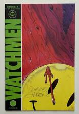 Watchmen #1 SIGNED by Dave Gibbons (DC 1986) VF condition issue