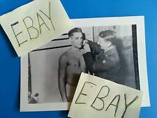 """Elvis Presley The King Photo UnFramed 3""""x 5"""" Medical Weigh In Check(HS)"""