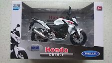 WELLY HONDA CB500F 1:10 DIE CAST METAL NEW IN BOX