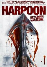 HARPOON WHALE WATCHING MASSACRE (2009) UNCUT HORROR FILM NEW DVD EXCLUSIVE