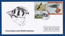 Canada (PEI08) 2002 Prince Edward Island Wildlife Federation Stamp FDC