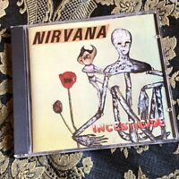 NIRVANA INCESTICIDE CD KURT COBAIN Geffen foo fighters