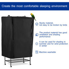 New listing Large Bird Cage Cover Durable Lightweight Solid Parrot Sleep Helper Dustproof
