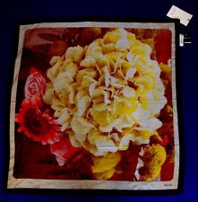 FOULARD cotton & silk  woman  PAUL SMITH  made in Italy NEW! rare