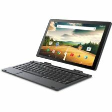 Tablet PC Laptop 10.1 inch Android 2in1 Touchscreen 32GB Quad Core with Keyboard