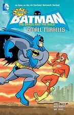 All New Batman: The Brave and the Bold: Small Miracles DC COMICS PB BRAND NEW