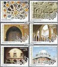 Portugal 3118-3123 (compleet Kwestie) gestempeld 2007 Arabische Invloeden